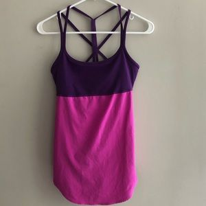 Lucy Strappy Workout Tank Size XS